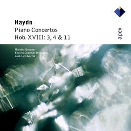 Haydn : Piano Concerto in F major Hob.XVIII No.3 : II Largo cantabile 2004 Michle Boegner & Jose luis Garcia