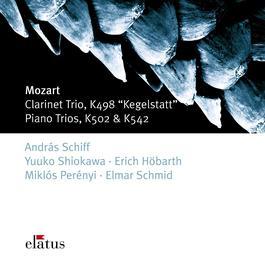 "Elatus - Mozart: Clarinet Trio ""Kegelstatt"", Piano Trios K502 & K542 2007 Andras Schiff"