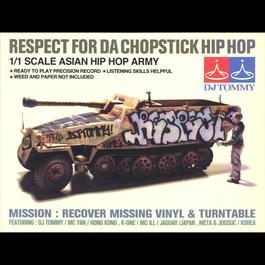 DJ Tommy Respect 4 DA Chopstick Hip Hop 2012 DJ Tommy