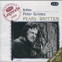 Britten: Peter Grimes 2001 Britten