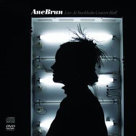 Live At Stockholm Concert Hall 2011 Ane Brun