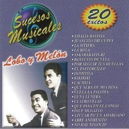 Sucesos Musicales 2011 Lobo Y Melon