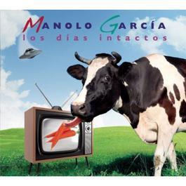 Los Dias Intactos 2011 Manolo Garcia