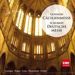 Gounod: Cäcilienmesse / Schubert: Deutsche Messe 2011 Jean-Claude Hartemann