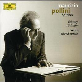 Chopin: 12 Etudes Op.25; Sonata in B flat minor Op.35 2002 Maurizio Pollini