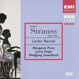 Richard Strauss: Lieder 1998 Dame Margaret Price