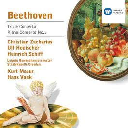 Beethoven:Triple Concerto/Piano Concerto no.3 2002 Christian Zacharias