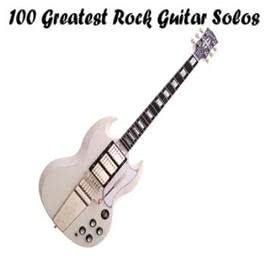 อัลบั้ม 100 Greatest Rock Guitar Solo