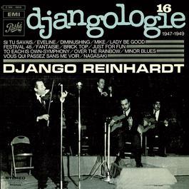 Djangologie Vol16 / 1947 - 1949 2009 Django Reinhardt
