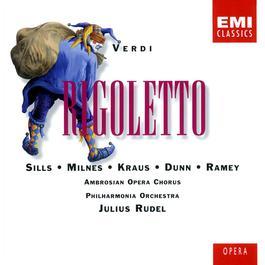 Verdi Rigoletto 2003 Alfredo Kraus; Beverly Sills; Julius Rudel; Philharmonia Orchestra