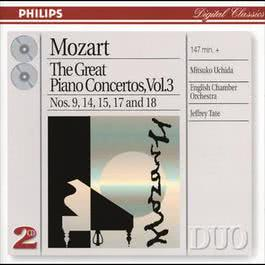 Mozart: The Great Piano Concertos, Vol.3 2003 Mitsuko Uchida (内田光子); English Chamber Orchestra Chorus; Jeffrey Tate