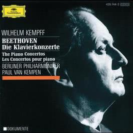 Beethoven: Concertos for Piano and Orchestra 1992 Berliner Philharmoniker; Paul van Kempen; Wilhelm Kempff