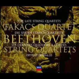 Beethoven: String Quartets Vol.3 2008 Takacs Quartet