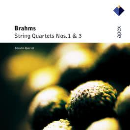 Brahms : String Quartet No.3 in B flat major Op.67 : III Agitato - Allegretto non troppo 2004 Borodin Quartet