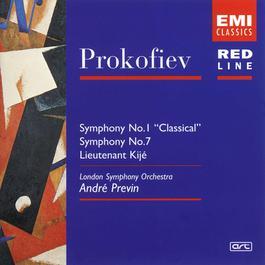 Prokofiev: Symphonies 1 & 7, Lieutenant Kije 2004 Andre Previn