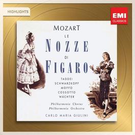 Mozart: La Nozze Di Figaro 2011 Carlo Maria Giulini