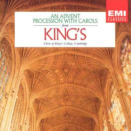 Tomorrow shall be my dancing day 1996 Philip Ledger; Cambridge King's College Choir