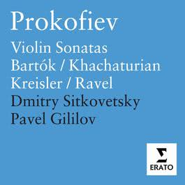 Sonatas and Dances for Violin 2001 Dmitry Sitkovetsky