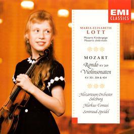 Mozart: Rondo & Violin Sonatas 2003 Marie-Elisabeth Lott