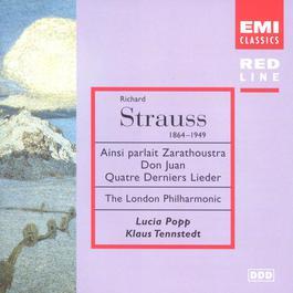 Also Sprach Zarathustra:don Juan/Four Last Songs 1997 Klaus Tennstedt