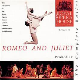 Romeo and Juliet, Op. 64 1996 Orchestra of the Royal Opera House, Covent Garden