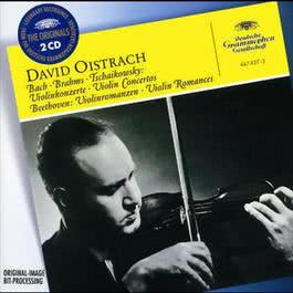 David Oistrach - Violin Concertos 1995 David Oistrakh