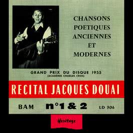 Heritage - Récital N°1 & 2 - BAM (1954-1955) 2008 Jacques Douai