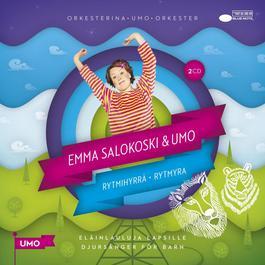 Rytmihyrrä - Rytmyra 2011 Emma Salokoski