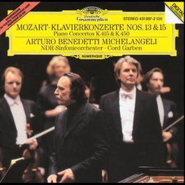 Mozart: Piano Concertos No.13 KV 415 & No.15 KV 450 1990 Arturo Benedetti Michelangeli