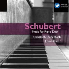 Schubert: Music For Piano Duet 1 2006 Christoph Eschenbach