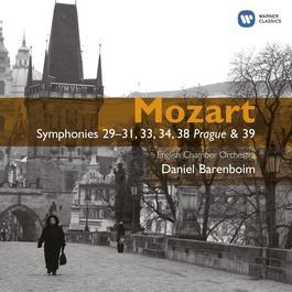 Mozart: Symphonies 29-31, 33, 34, 38 'Prague' & 39 2005 Daniel Barenboim