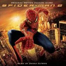 Spider-Man 2 Original Motion Picture Score 2004 Danny Elfman
