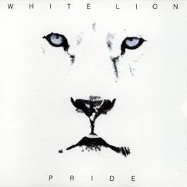 Pride 2009 White Lion
