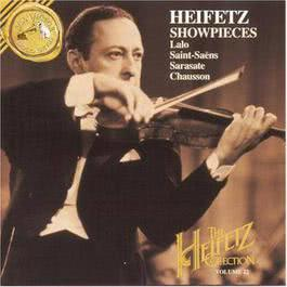 The Heifetz Collection Vol. 22 - Showpieces 2016 Jascha Heifetz