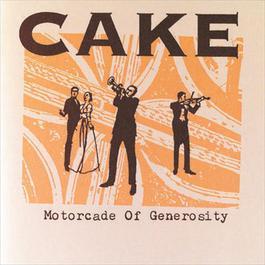 Motorcade Of Generosity 1998 Cake