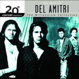20th Century Masters: The Millennium Collection: Best Of Del Amitri 2009 Del Amitri