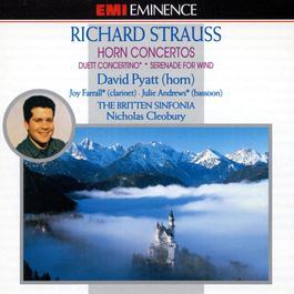 Strauss: Horn Concertos Nos.1 & 2 / Duet Concertino / Serenade 1995 Britten Sinfonia