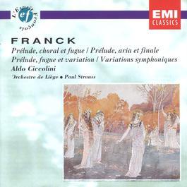 Franck - Oeuvres Pour Piano 2003 Aldo Ciccolini