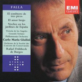 Falla - Vocal & Orchestral Works 1993 Carlo Maria Giulini