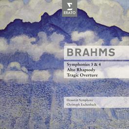 Brahms : Symphonies No.3 & 4, Overtures 2009 Christoph Eschenbach