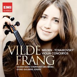 Nielsen / Tchaikovsky violin concertos 2012 Vilde Frang