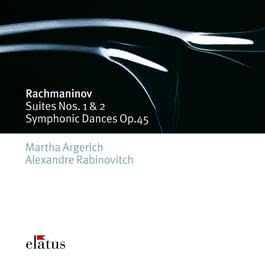 Symphonic Dances, Op. 45 (Version for 2 Pianos): II. Andante con moto (Tempo di valse) 2004 Martha Argerich & Alexandre Rabinovitch