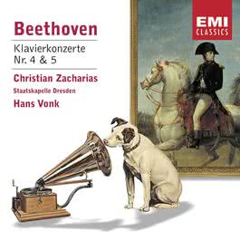 "Beethoven: Piano Concertos Nos.1-5 / ""Triple Concerto"" 2003 Christian Zacharias; Hans Vonk; Ulf Hoelscher; Various Artists"