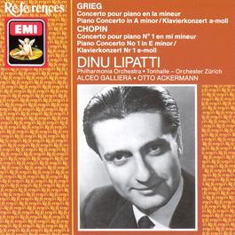 Chopin/Grieg: Piano Concertos 2003 Dinu Lipatti