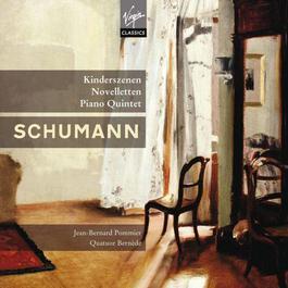 Schumann: Kinderszenen - Arabesque - Piano Quintet 2010 Jean-Bernard Pommier