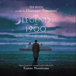 The Legend of 1900 - Original Motion Picture Soundtrack 2015 Ennio Morricone