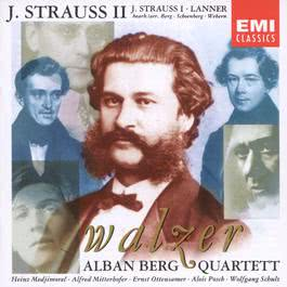 J. Strauss II/Lanner - Waltzes 1994 Alban Berg Quartet