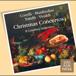 Concerto Pastorale in F major for 2 Recorders, 2 Violins and Viola : I Pastorale 1991 Il Giardino Armonico