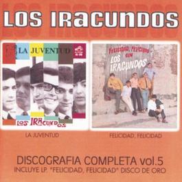 Discografia Completa Vol.5 2010 Los Iracundos