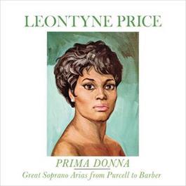 Leontyne Price - Prima Donna Vol. 1: Great Soprano Arias from Purcell to Barber 2012 Leontyne Price